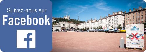 Suivez-nous sur Facebook ! Toute l'actualité du Lugdunum Roller Contest